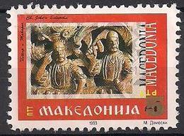Mazedonien  (1995)  Mi.Nr.  39  Gest. / Used  (6ah10) - Mazedonien