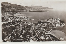 CPA -   PHOTO - PRINCIPAUTÉ DE MONACO - VUE GÉNÉRALE - 263 - MUNIER - LE VOYER - Monte-Carlo