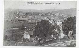 HERICOURT - N° 2 - VUE GENERALE - Ed. C.L.B. A BESANCON - CPA NON VOYAGEE - Francia