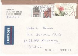 LETTERA X ITALY - [7] Repubblica Federale