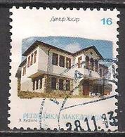 Mazedonien  (2011)  Mi.Nr.  608  Gest. / Used  (6ah28) - Mazedonien