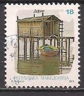 Mazedonien  (2011)  Mi.Nr.  609  Gest. / Used  (6ah29) - Mazedonien