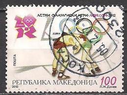 Mazedonien  (2012)  Mi.Nr.  636  Gest. / Used  (6ah23) - Mazedonien