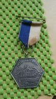 Medaille / Medal - Medaille - W.s.v Papyrus Renkum - Huize Keienberg - The Netherlands - Nederland