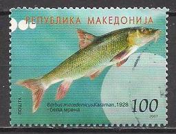 Mazedonien  (2007)  Mi.Nr.  424  Gest. / Used  (6ah26) - Mazedonien