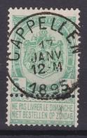 N° 56  CAPPELLEN - 1893-1907 Coat Of Arms