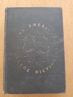 The American College Dictionary Book 1948 - Bücher, Zeitschriften, Comics