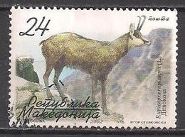 Mazedonien  (2002)  Mi.Nr.  266  Gest. / Used  (6ah33) - Mazedonien
