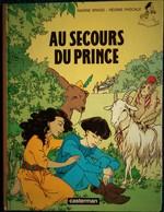 """Nadine Brass / Régine Pascale - Modou La Tzigane - """" Au Secours Du Prince """" - Casterman - ( E.O. 1988 ) . - Bücher, Zeitschriften, Comics"""