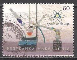 Mazedonien  (2011)  Mi.Nr.  587  Gest. / Used  (6ah37) - Mazedonien