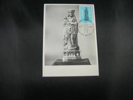 "BELG.1979 1954 (Foy) FDC Maxicard : "" Kerstmis/ Noël "" - Maximum Cards"