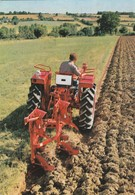 Tracteur : RENAULT - Motoculture : Publicité :  ( Grand Format ) - Tracteurs