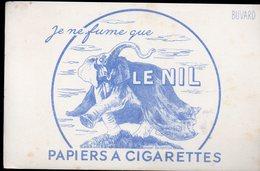 Buvard JE NE FUME QUE LE NIL  (PPP10275) - Tobacco