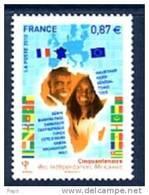 2010.N°4496** INDEPENDANCES AFRICAINES - Unused Stamps
