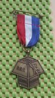 Medaille / Medal - Medaille - Wsv DOS Barchem - Lochem 7-6-1986 - The Netherlands - Nederland