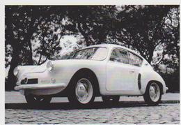 CARTE POSTALE VOITURE RENAULT ALPINE A 106 DE 1955 -  10X15 CM - PKW