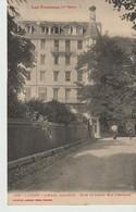CPA -  LUCHON - L'HOTEL SACARON - COTE DU JARDIN RUE D'ESPAGNE - LABOUCHE - 689 - Luchon