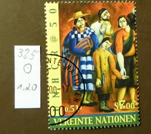 UNO Wien Michel Nr:  325   Gestempelt Used     #4974 - Wien - Internationales Zentrum