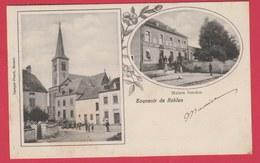 Kehlen - Souvenir ... 2 Vues ( Eglise , Maison Poeckes ) - 1906 ( Voir Verso ) - Cartes Postales