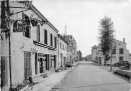 43-MONTFAUCON-SU-VELAY- ROUTE DE TENCE - Montfaucon En Velay