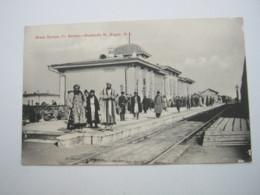 KOGON , Bahnhof , Gare ,  Schöne Karte   Um 1900 - Ouzbékistan
