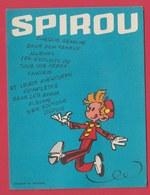 Spirou ... Chaque Semaine Dans Le Journal Des Aventures ... - Format Carte Postale Moderne ( Voir Verso ) - Bandes Dessinées