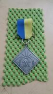 Medaille / Medal - Medaille - Cbsn Lemelerberg Wandeltochten 24-9-1983 - The Netherlands - Nederland
