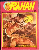 RAHAN - N° 12 - Les Inventions De Rahan . - Rahan