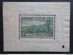 Luxembourg - Bloc 1 - 1923 - Neuf - VC. 2000.00 € - Blocs & Feuillets