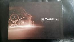Livre Montres Tag Heuer De 196 Pages Collection 2013 - Très Bonne Etat - Horloge: Luxe