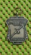 Medaille / Medal - Medaille - 3 E. Vijvertocht 1966-W.K Hust .Nieuw Leusen - The Netherlands - Nederland