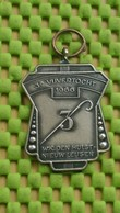 Medaille / Medal - Medaille - 3 E. Vijvertocht 1966-W.K Hust .Nieuw Leusen - The Netherlands - Pays-Bas