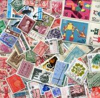 Weltweit / Unsort. Bestand Mit Rd. 200 Werten (10601-30) - Lots & Kiloware (mixtures) - Max. 999 Stamps
