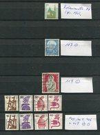 Europa / Lot Mit Versch. Ausgaben/Werten **/o (10603-20) - Lots & Kiloware (max. 999 Stück)