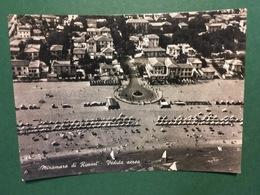 Cartolina Miramare Di Rimini - Veduta Aerea - 1956 - Rimini