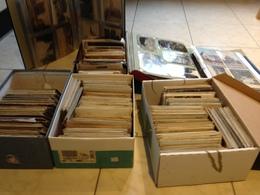 Groot Lot Van Ongeveer 4000 Postkaarten - Cartes Postales