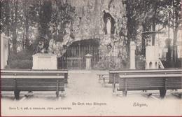 Edegem De Grot Lourdesgrot - Kopie Van Massabielle Lourdes Edit. Hermans Nr 106 (Zeer Goede Staat) - Edegem