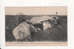 Beuzec Allee Couverte Dite Ty Ar Chouriquet - Beuzec-Cap-Sizun