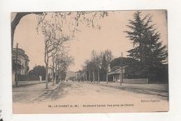 Le Cannet Boulevard Carnot Vue Prise De L Octroi - Frankreich