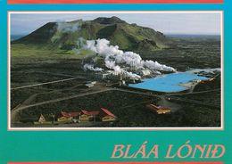 1 AK Island Iceland * Bláa Lónid (die Blaue Lagune) Und Das Geothermische Kraftwerk In Svartsengi Bei Grindavik * - Island