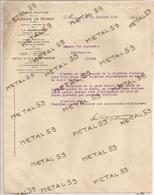 Sucrerie De Masny, 1935 - Autres