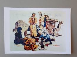Affiche : La Légion Etrangère Et Les Thouareg  & - Livres, Revues & Catalogues