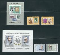 HUNGARY, 1993/94 LOT OF STAMPS MNH/PHILATELY/PHILATELIC EVENTS - Filatelia & Monedas