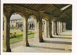 Mortain: Le Cloitre De L'Abbaye Blanche - Carte Neuve Cim - - France