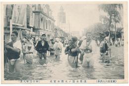 JAPON - Inondation - Japon