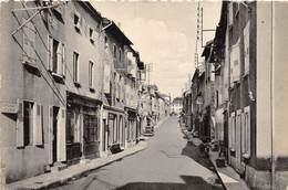 43-MONTFAUCON -EN-VELAY- GRANDE RUE - Montfaucon En Velay