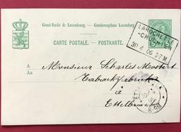 Carte Postale - 1906 - Larochette - Larochette