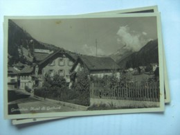 Zwitserland Schweiz Suisse UR Gurtnellen Hotel St Gotthard - UR Uri
