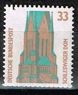 Bund 1989, Michel# 1399 R ** Mit Nr. 1215 - Rollenmarken