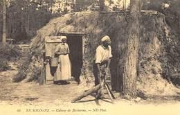 En Sologne - Cabane De Bûcherons - Cecodi N'222 - Non Classés